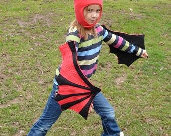 Children's Dragon Wings - For Bigger Kids Who Still Soar