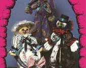 Critters and Clowns Kalico Kastle Pattern