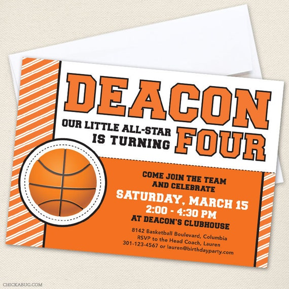 basketball birthday invitations printable pictures to pin on, party invitations