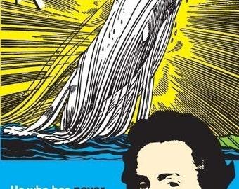 Herman Melville Print 11x17 - Famous Seniors