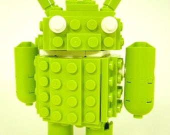 Android Brick Robot Companion for Android Building Kit