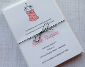 Sexy and Sweet - Lingerie Shower Invitations