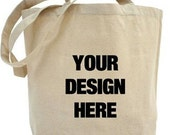 Custom Totes - Gift Bags - Promotional Totes - Wedding Favors