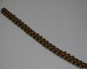 Lattice Work Bracelet