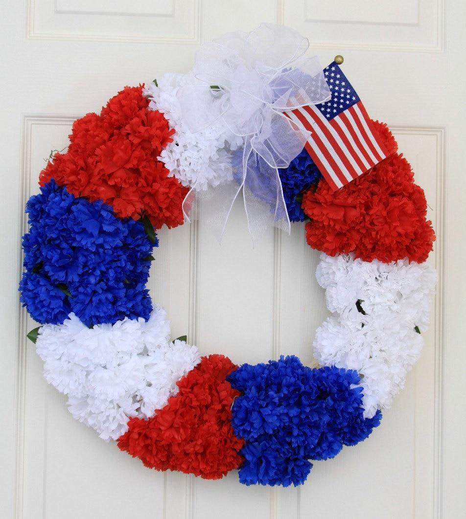 Google Image Holiday Wreaths July Wreaths Summer