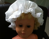 Adult Sizes - Raggedy Ann,Little Bo Peep, Miss Muffet, Bath, Betsy Ross Hat/Bonnet/Cap