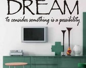 Vinyl Wall Lettering Quote Recover Stone Word By Wallsthattalk