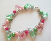 SALE - Charm Bracelet - Mermaid's Treasures