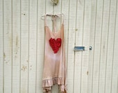 made to order - Funky Eco Heart Halter
