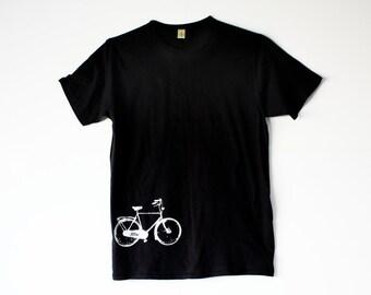 Men Tshirt  - Bike Tshirt - Handmade -  Bike Shirt - Small, Medium, Large, Extra Large, 2XL, 3XL - Sports Tshirt
