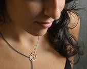 3 Loop(ed) Necklace
