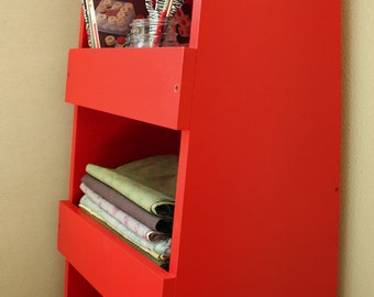 Storage Bins Woodworking Plans