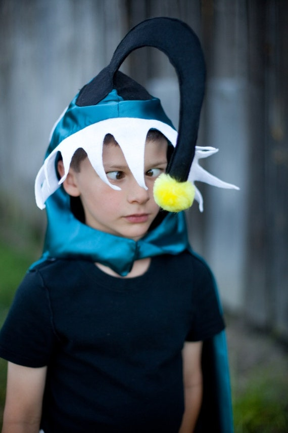 Unavailable listing on etsy for Kids fish costume