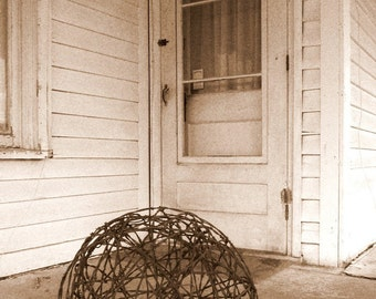 Montana Barbed Wire Tumbleweed Made To Order