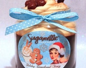 HOLIDAY GINGERBREAD FRENZY- 18 oz. Jar Candle (Limited Edition Holiday Treat)