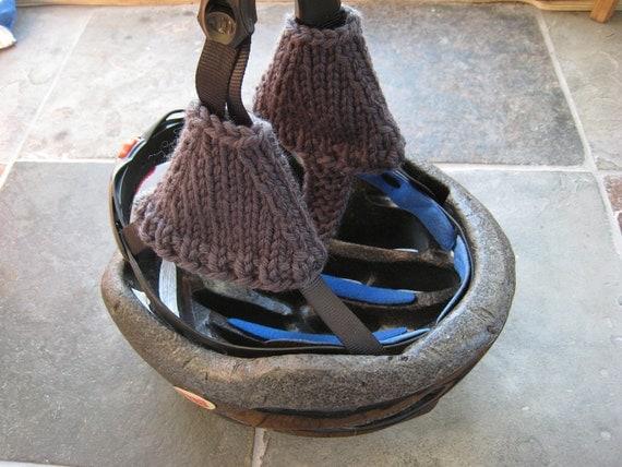 Helmuffs - Bicycle Helmet Ear Warmers