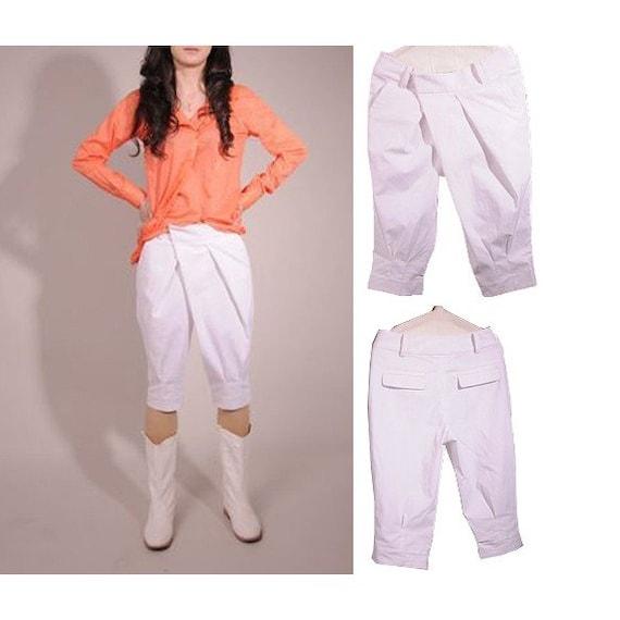 Spring Fresh Fashion / white shorts