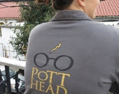 SALE - ONLY 3 LEFT - Harry Potter Jacket - Pott Head Clothes - The Perfect Gift for the Harry Potter - phile in your life