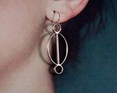Single Threaded Earrings