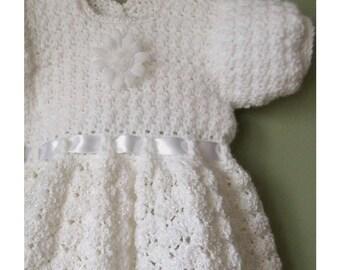 Christening Dress, Ready to Ship