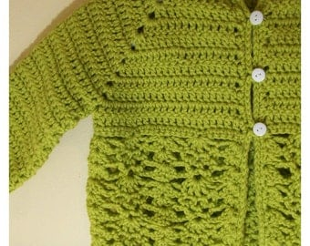 Baby Kiwi Sweater