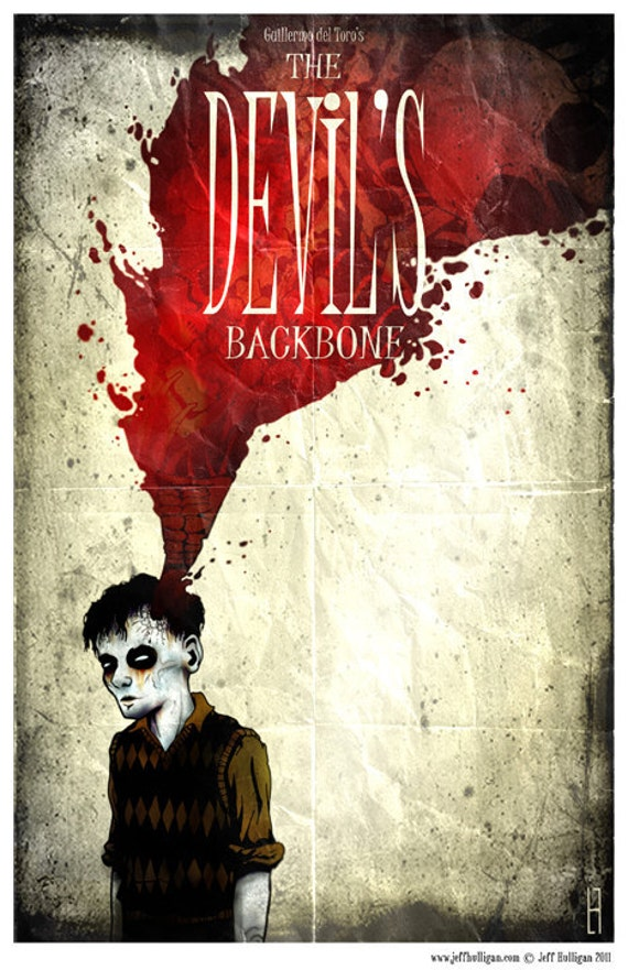 essays on the devils backbone Module 11 critical essay –guillermo del toro 2 abstract this in the devil's backbone it is not as clear-cut of a reference though as jacinto.