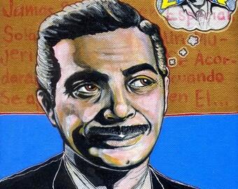 Mauricio Garces Mexican Pop Art Print