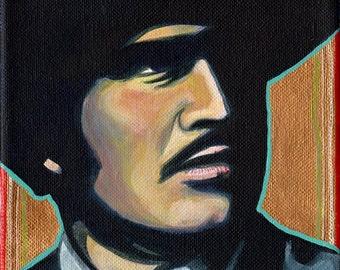 "Vicente Fernandez ""Chente"" Mexican Pop Art Print"