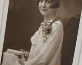 1920s High School Portrait Photograph