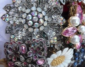 Brooch Bouquet s By Amanda Jane the Original creator and trend setter