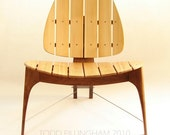 Mid Century Modern Deck Chair