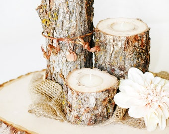 Popular items for rustic wooden log on Etsy