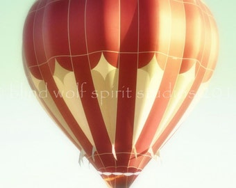 Hot Air Balloon Fine Art Photo