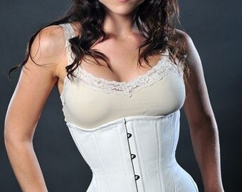 Meschantes CUSTOM Nude Training Corset