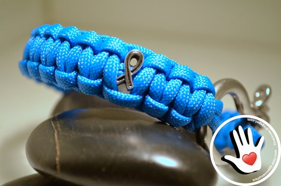 Items Similar To Paracord Prostate Cancer Awareness