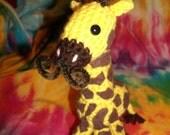 Giraffe... Like a Sir.