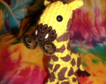 Giraffe... Like a Sir.