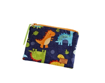 Snack Size Bag - Dinos at Play
