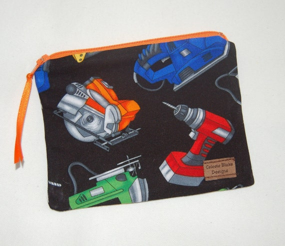 Reusable Snack Bag - Power Tools