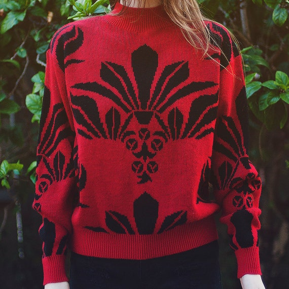 King Palm Knit Sweater