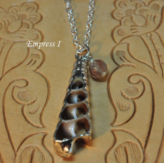 A Slice of The Sea Necklace