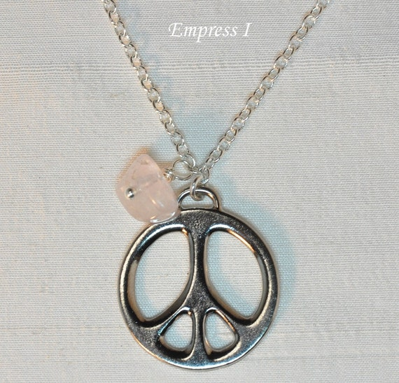 SALE - The Ultimate Peace Necklace