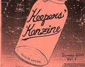 Keepers' Kanzine, Issue 1 (Zine)
