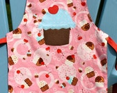 Cupcake Apron- For Child
