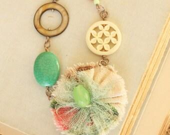Anthropologie Style Fairly Awake Necklace