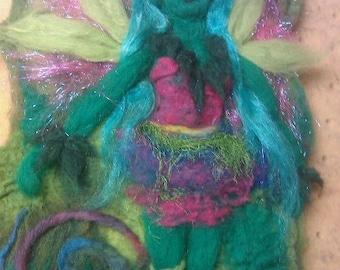 The Faerie Verte ( Green Fairy)