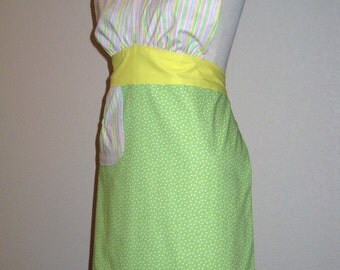 The Halter Top Apron