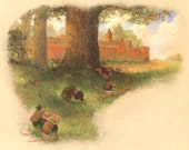 Discover Redwall Abbey