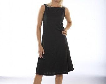 Little Black Travel Dress