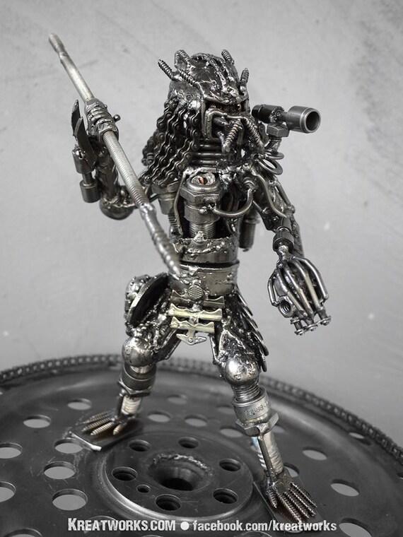 Mini Metal Hunter : Spear (small item)